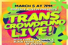 Trans Crowdfund Live Brings Laughs, Art, and Gender-Affirming Care Support