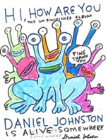 Mohawk, Daniel Johnston, and Peelander Yellow Release NFTs on Emergent Online Marketplace