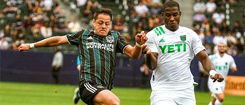 Austin FC Falls Flat in SoCal as Chicharito Scores Seventh Goal