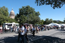 Texas Book Festival Goes Hybrid in 2021