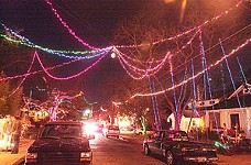 Are Partiers Dimming the 37th Street Lights?