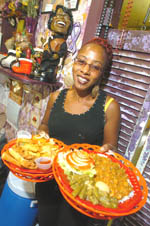 Nubian Queen Lola's Cajun Kitchen