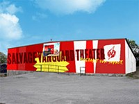 Salvage Vanguard Theater