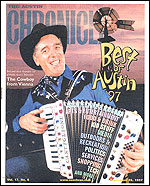 Best of Austin 1997 Cover