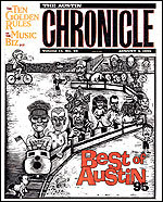 Best of Austin 1995 Cover