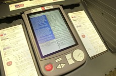 Democrats' Suit Demands State 'Fix' Voting Machines