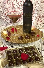 How About a Little Wine with That Chocolate?