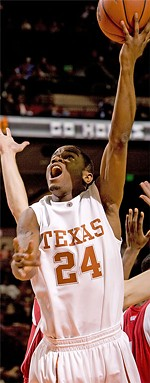 Longhorns a No. 2 Seed Now?