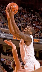 Big 12 Tourney Is Key in Horns' Quest for a Top Seed