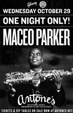 Maceo Parker's Cold Sweat