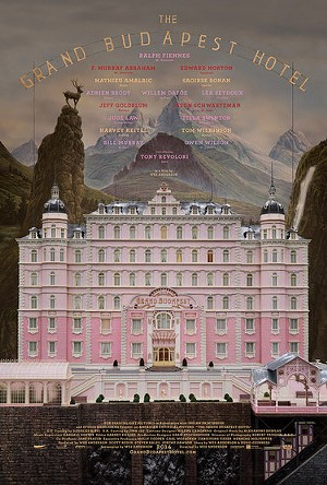 'The Grand Budapest Hotel' a Delightful Confection