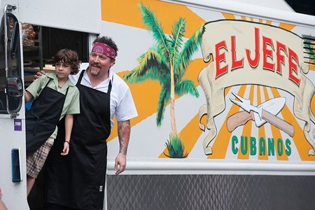 'Chef' Film Opens Today in Austin