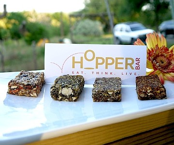 Hopper Energy Bars Ready to Jump Into the Local Market