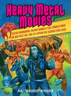 DVDanger: 'Heavy Metal Movies'