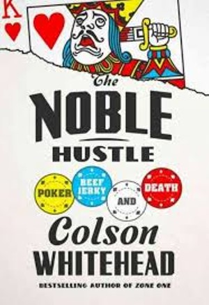 Lit-urday: The Noble Hustle