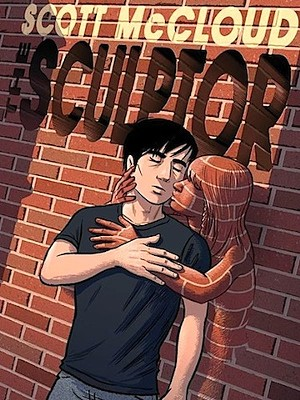 Scott McCloud in Austin with The Sculptor this Weekend