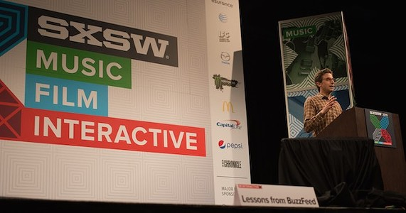 SXSW Interactive: 10 Lessons From Buzzfeed's Jonah Peretti