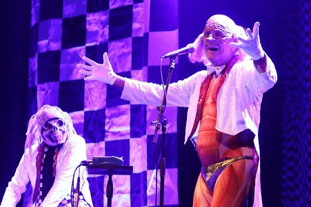 SXSW Live Shot: The Residents