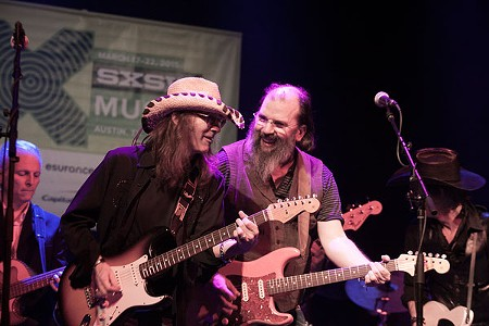 SXSW Live Shot: Doug Sahm Tribute