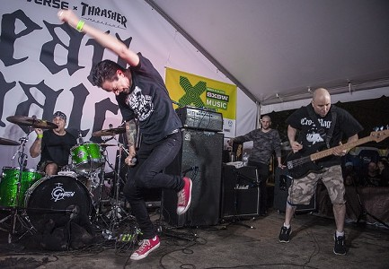 SXSW Live Shot: Sick of It All