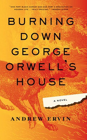 Lit-urday: Burning Down George Orwell's House