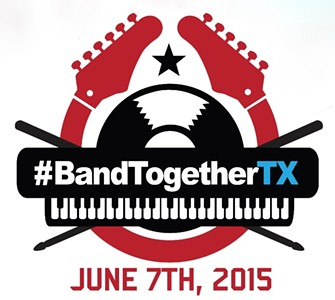 Texas Bands Together