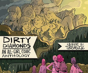 Dirty Diamonds: An All-Girl Comic Anthology