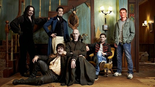 DVDanger: What We Do in the Shadows