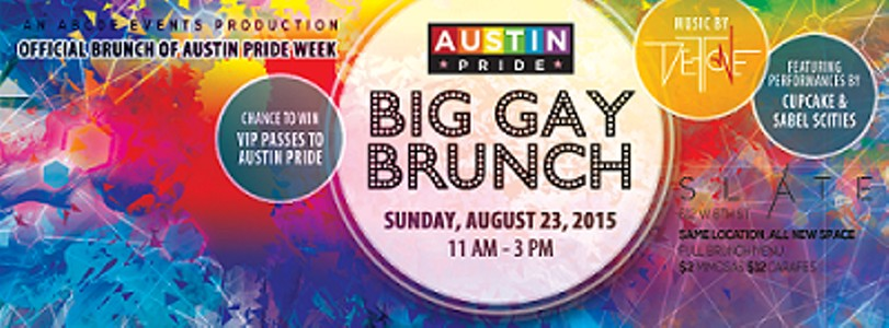 Big Gay Pride Brunch