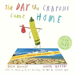 Lit-urday: The Day the Crayons Came Home