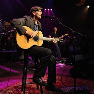 James Taylor Pleases All at ACL Taping