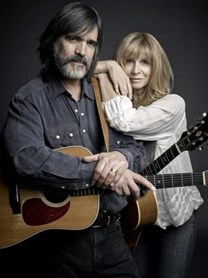 Larry Campbell & Teresa Williams: Ramble On