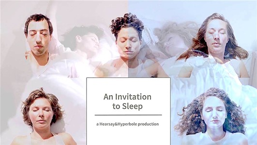 An Invitation to Sleep Among Other Dreamers