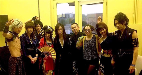 Kaci and the Wagakkiband: A SXSW Interview