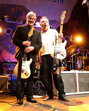 Steve Miller on Jimmie Vaughan