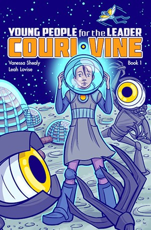 Who … Is … Couri Vine?