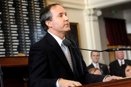 AG Paxton Files Another Anti-Trans Lawsuit