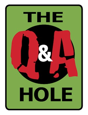 The Q&A Hole: Why Are People So Violent Toward Each Other
