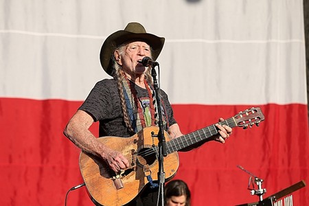 ACL Review: Willie Nelson