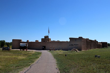 Day Trips & Beyond: Bent's Fort, Colo.