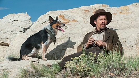 With Ti West In a Valley of Violence