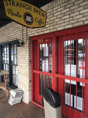 Updated: Strange Brew Locked Out