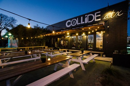 First Look: COLLiDE ATX