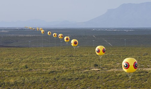SXSW Film Review: Through the Repellent Fence: A Land Art Film