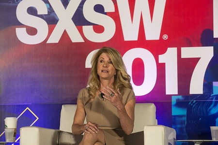 SXSW Panel: Women's Representation: Five Steps to Win Gender Parity