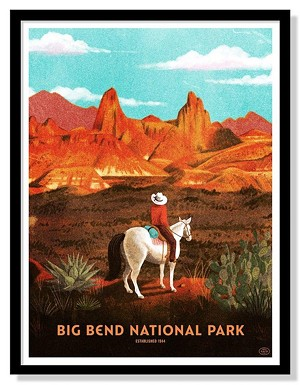 Earth Day: Parks Through Prints