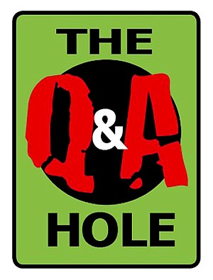 The Q&A Hole: What's Your Favorite Comfort Food?
