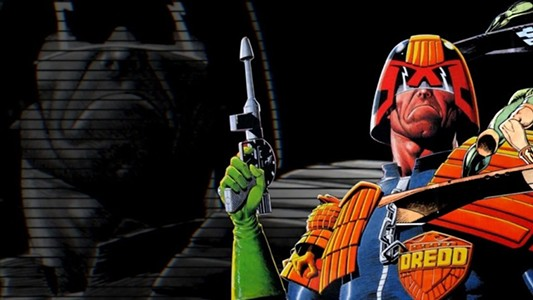 DVDanger: Future Shock! The Story of 2000 AD