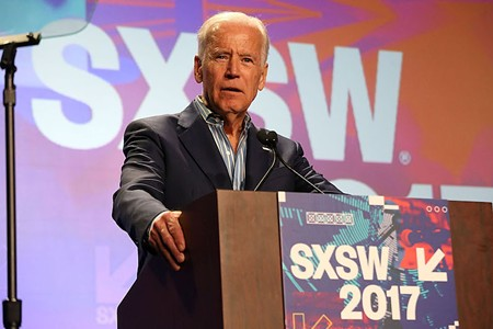Joe Biden to Come to Paramount in December
