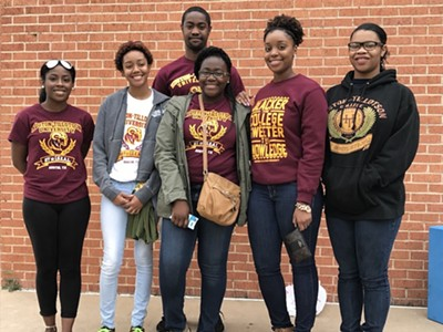 Campus Hacks: Huston-Tillotson